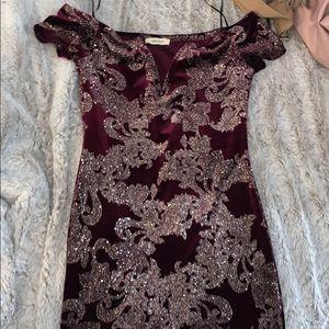 Size small mini dress
